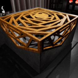 стол в игровом движке