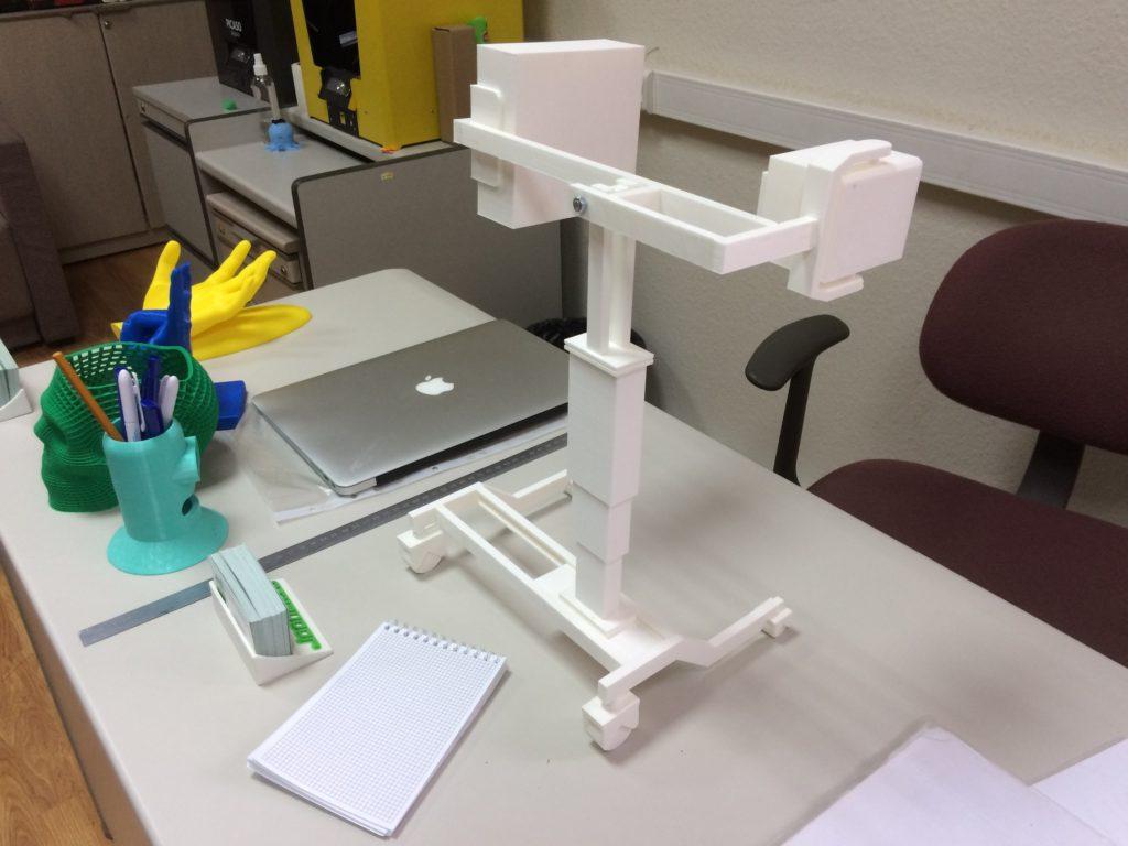 промышленный дизайн, 3д печать